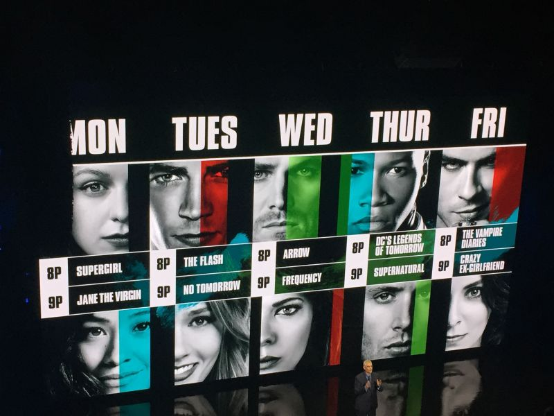 The-CW-Upfronts-The-Fall-Schedule - MagaZinema
