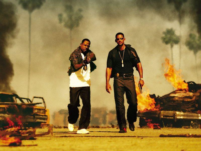 dos-policias-rebeldes - Bad boys - MagaZinema