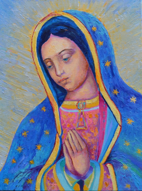 Our Lady of Guadalupe for sale