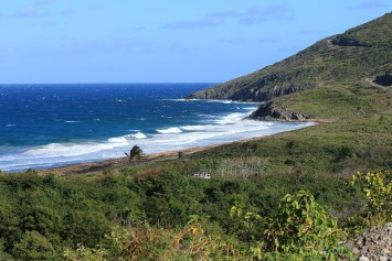 North shore, St. Kitts