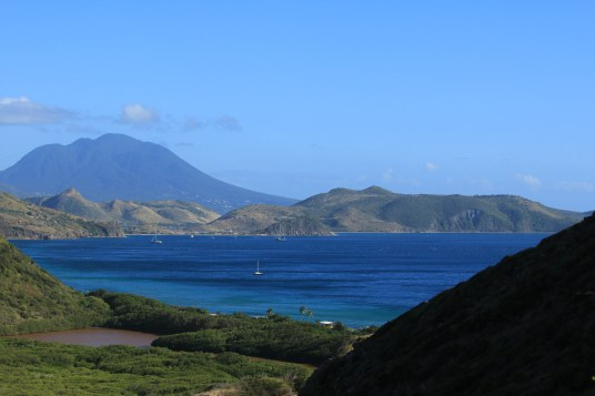 Friars Bay, St. Kitts..