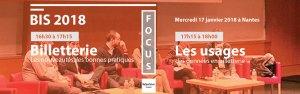 BIS 2018 : MyOpenTickets animera deux rencontres @ La Cité Nantes Events Center | Nantes | Pays de la Loire | France