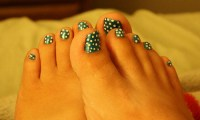 The gallery for --> Easy Toe Nail Art Step By Step Designs