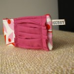 {Gussy pouches are 15%-off}