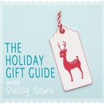 {this season, shop the Gussy Sews Holiday Gift Guide}