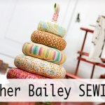 {Heather Bailey pattern giveaway + an interview}