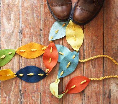 {saturday craft: 5 of my favorite fall DIY tutorials}