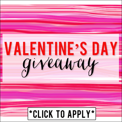 Now booking our February giveaway bundle!