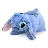 "Disney Pillow Pet - Stitch Plush Pillow - 20"""