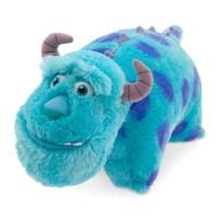 """Disney Pillow Pet - Monsters INC - Sulley Plush Pillow - 20"""""""