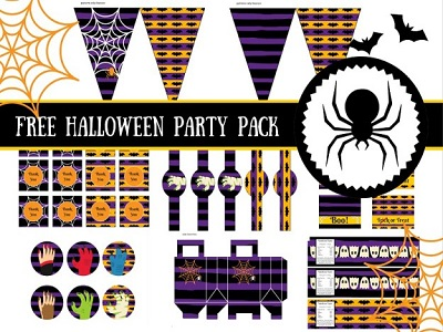 FREE-halloween-party-package
