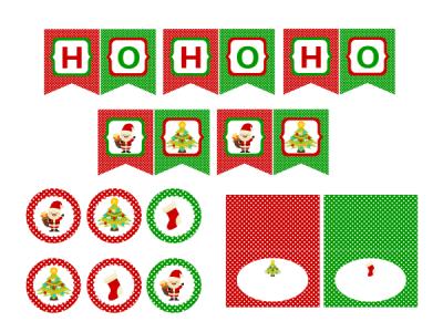 christmas printables