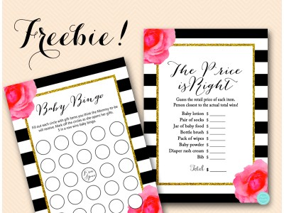 free-pink-girl-flower-baby-shower-games-printable-instant-download