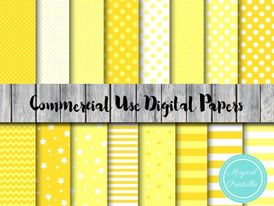yellow sunshine, bee digital papers, yellow digital papers