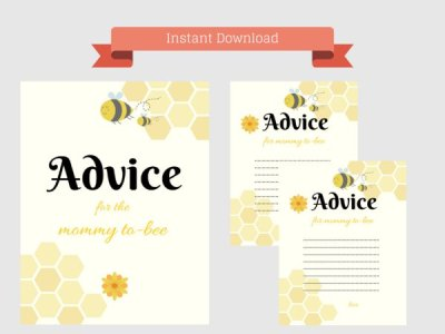 Advice-for-Mommy-to-Be-Cards-and-Sign-Baby-Shower-Printable-Advice-for-Mommy-To-Be-Advice-for-mommy-baby-shower-games-advice-for-parents-31