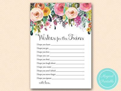 tlc140-wishes-for-the-twins-sign-baby-shower-shabby-chic-floral-baby-shower-5