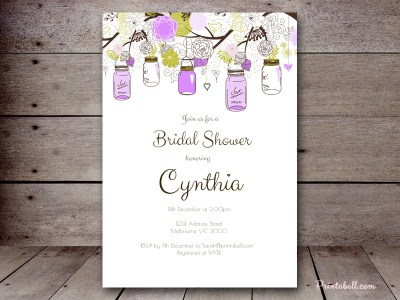 purple-mason-jars-rustic-invitation-bs049