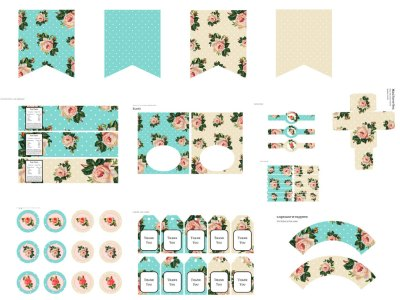 shabby chic pack