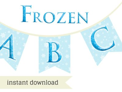 disney frozen banner elsa anna