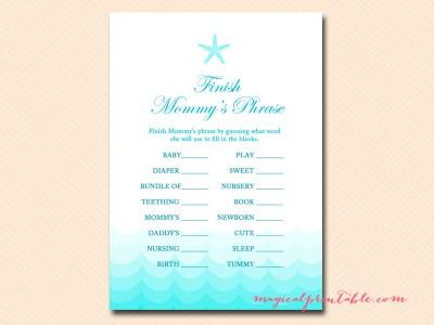 finish mommys phrase