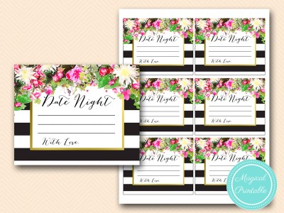 BS176-date-night-idea-cards-pink-floral-bridal-shower-games
