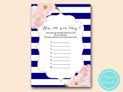 BS177-how-old-were-they-combined-navy-peony-bridal-shower-games