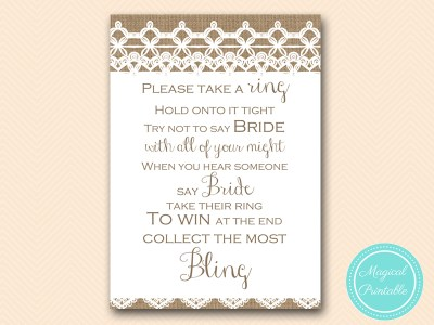 dont-say-bride-ring-rustic-burlap-lace-bridal-shower-game-shabby-bs173