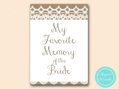 favorite-memory-of-bride-sign-rustic-burlap-lace-bridal-shower-game-shabby-bs173