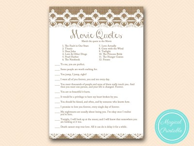 movie-quotes-rustic-burlap-lace-bridal-shower-game-shabby-bs173