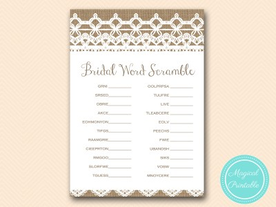 scramble-bridal-words-rustic-burlap-lace-bridal-shower-game-shabby-bs173