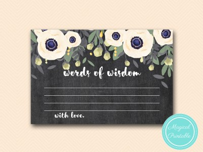 BS186-words-of-wisdom--outdoor-chalkboard-bridal-shower-games