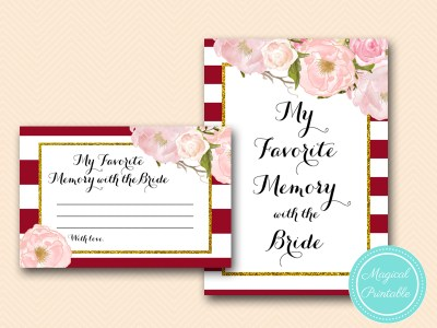 BS403-favorite-memory-with-bride-sign-marsala-burgundy-bridal-shower-game-printable