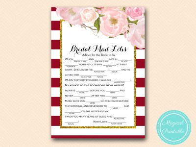 BS403-mad-libs-bridal-advice-marsala-burgundy-bridal-shower-game-printable
