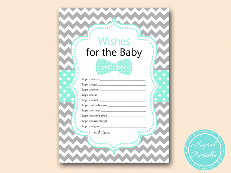 little man baby shower games aqua gray magical printable