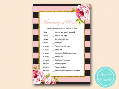 BS419-meaning-of-rose-pink-floral-bridal-shower-game