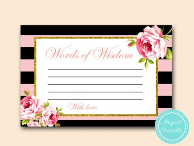BS419-words-of-wisdom-card-pink-floral-bridal-shower-game