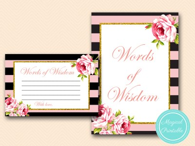 BS419-words-of-wisdom-pink-floral-bridal-shower-game