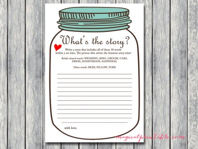 whats-the-story-mason-jars-bridal-shower-hens-game