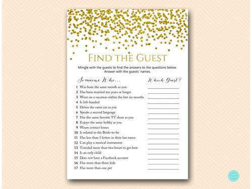 BS281-find-the-guest-gold-glam-bridal-shower-game