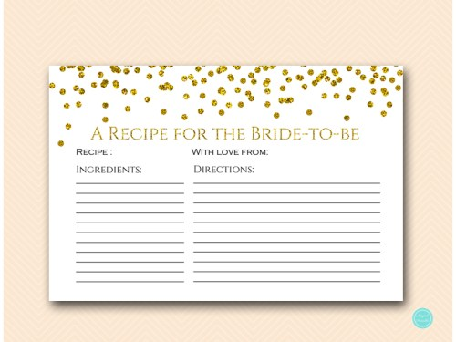 BS281-recipe-for-bride-6x4-gold-glam-bridal-shower-game