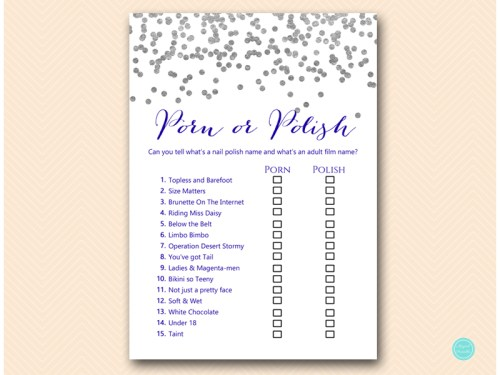 BS149B-porn-or-polish-navy-silver-bridal-shower-game