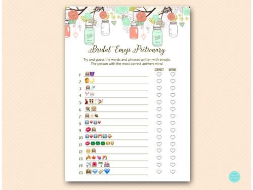 BS64-emoji-bridal-pictionary-mint-coral-bridal-shower-game