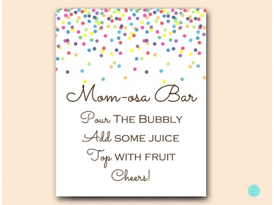 TLC108-sign-momosa-bar-baby-sprinkle-table-sign