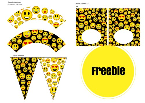 Free-Emoji-baby-shower-party-printables-download 3