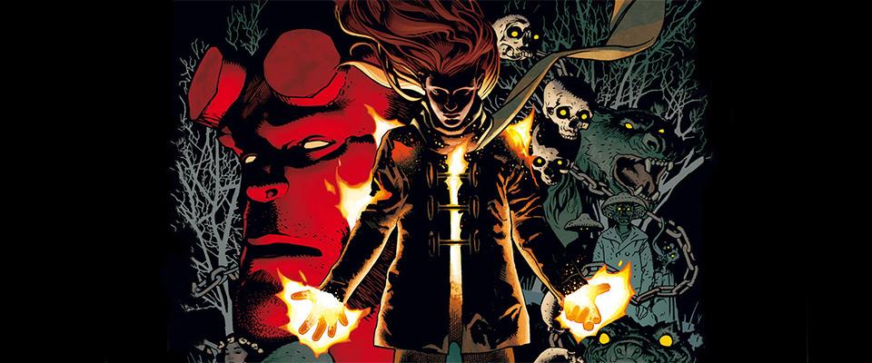 Hellboy & B.P.R.D._La bestia di Vargu e altre storie_banner