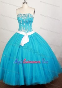 Quinceanera Dresses Aqua Blue And White | Car Interior Design