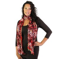 Magic Scarf: Oblong Scarves - Bohemian Flower