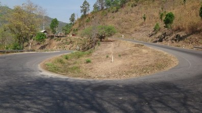 Mae Hong Son Loop - Hairpin Curves