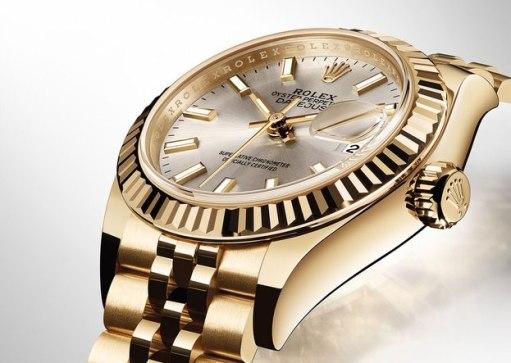 Rolex Lady-Datejust 28 - Baselworld 2015