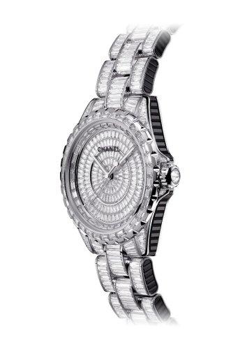 Chanel J12 haute joaillerie